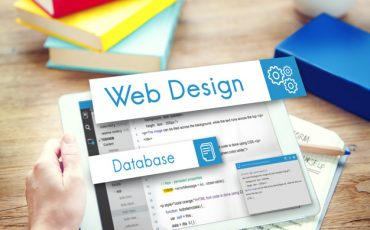 Web Design Website Coding Concept